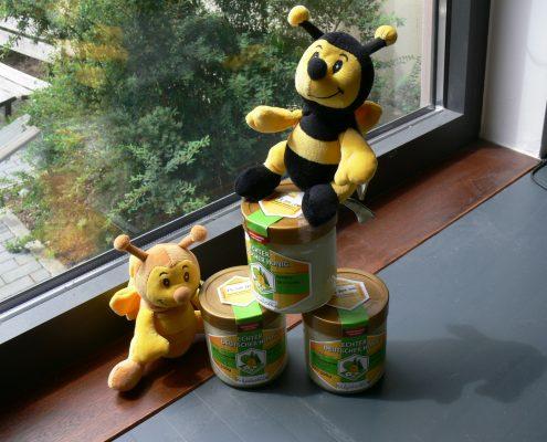 Honig aus dem Tiergarten – zu kaufen im Tiergarten! (Foto: Tiergarten)