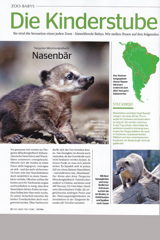 Herz für Tiere 2015 Tiergarten Mönchengladbach